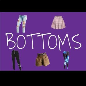 Pants - 👖 BOTTOMS SECTION 👖